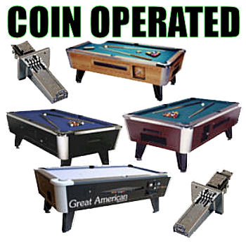 Pool Tables Traditional Contemporary Commercial Coin - Delmo pool table