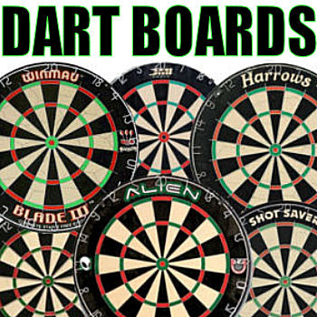 Dart boards*