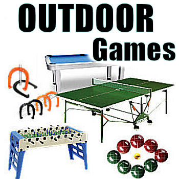 Outdoor Games*