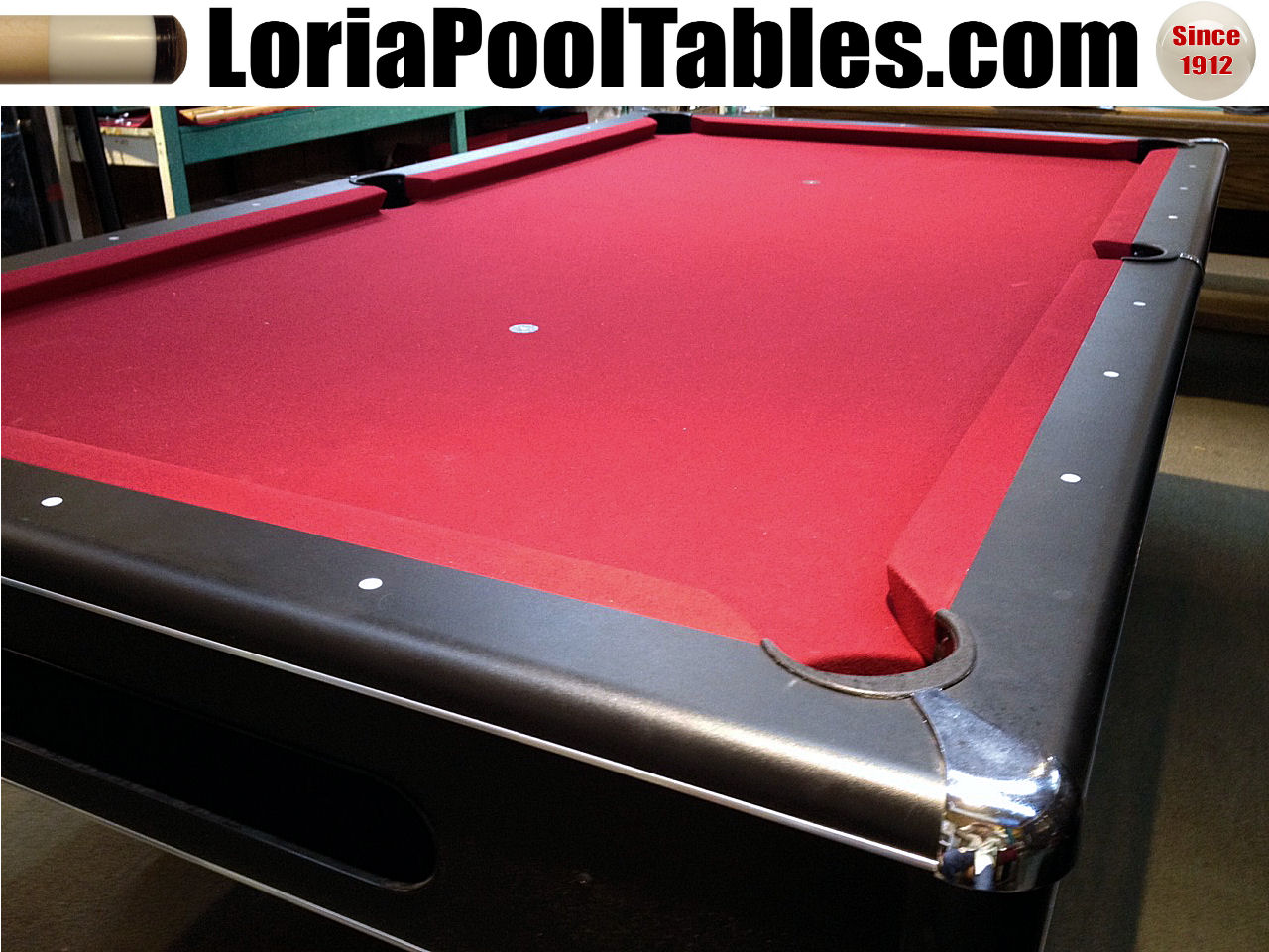 Sold Pre Owned Imperial Eliminator 8ft Pool Table Sale