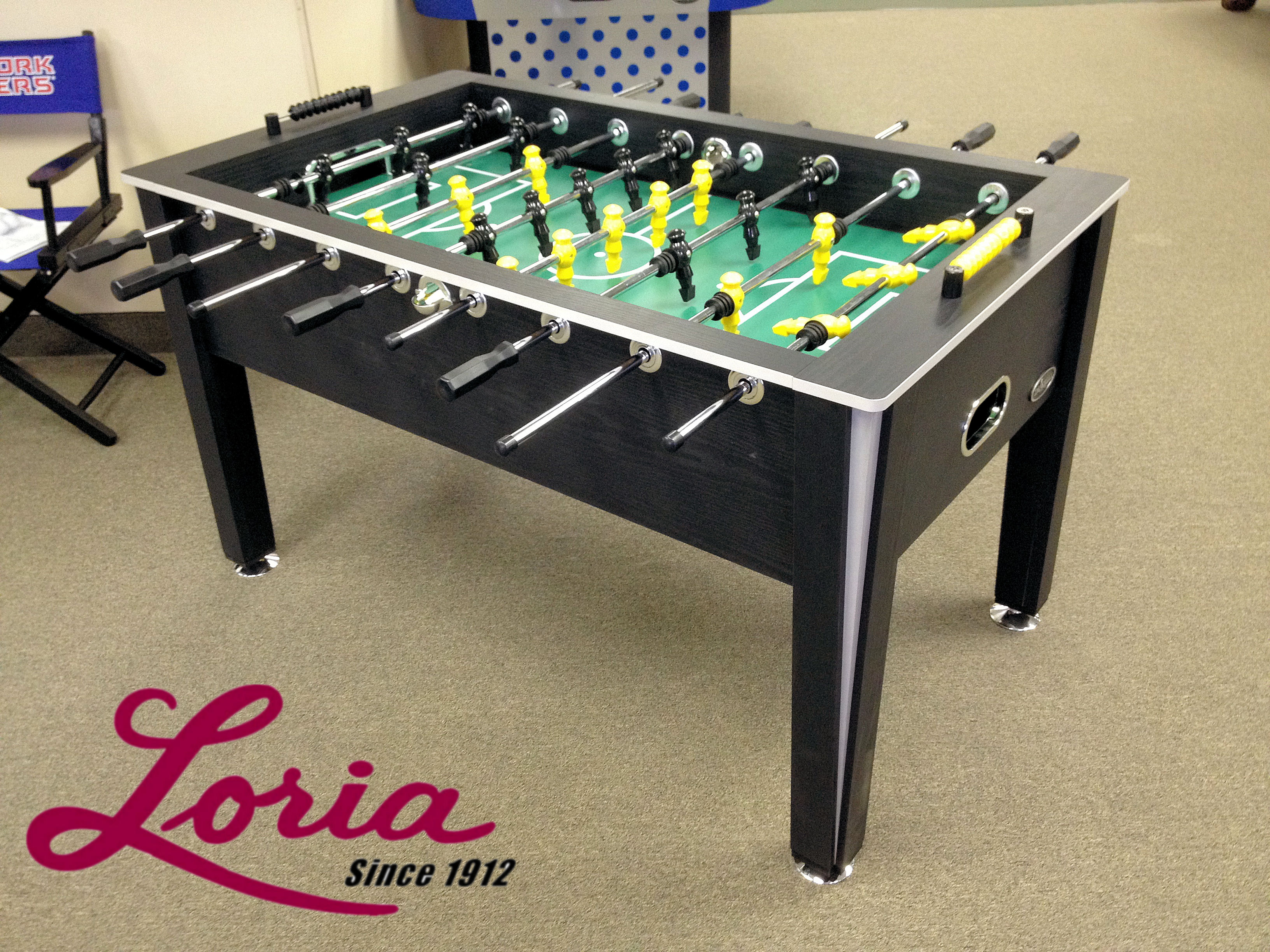 Imperial Striker Foosball Table. Click On Thumbnail To Zoom