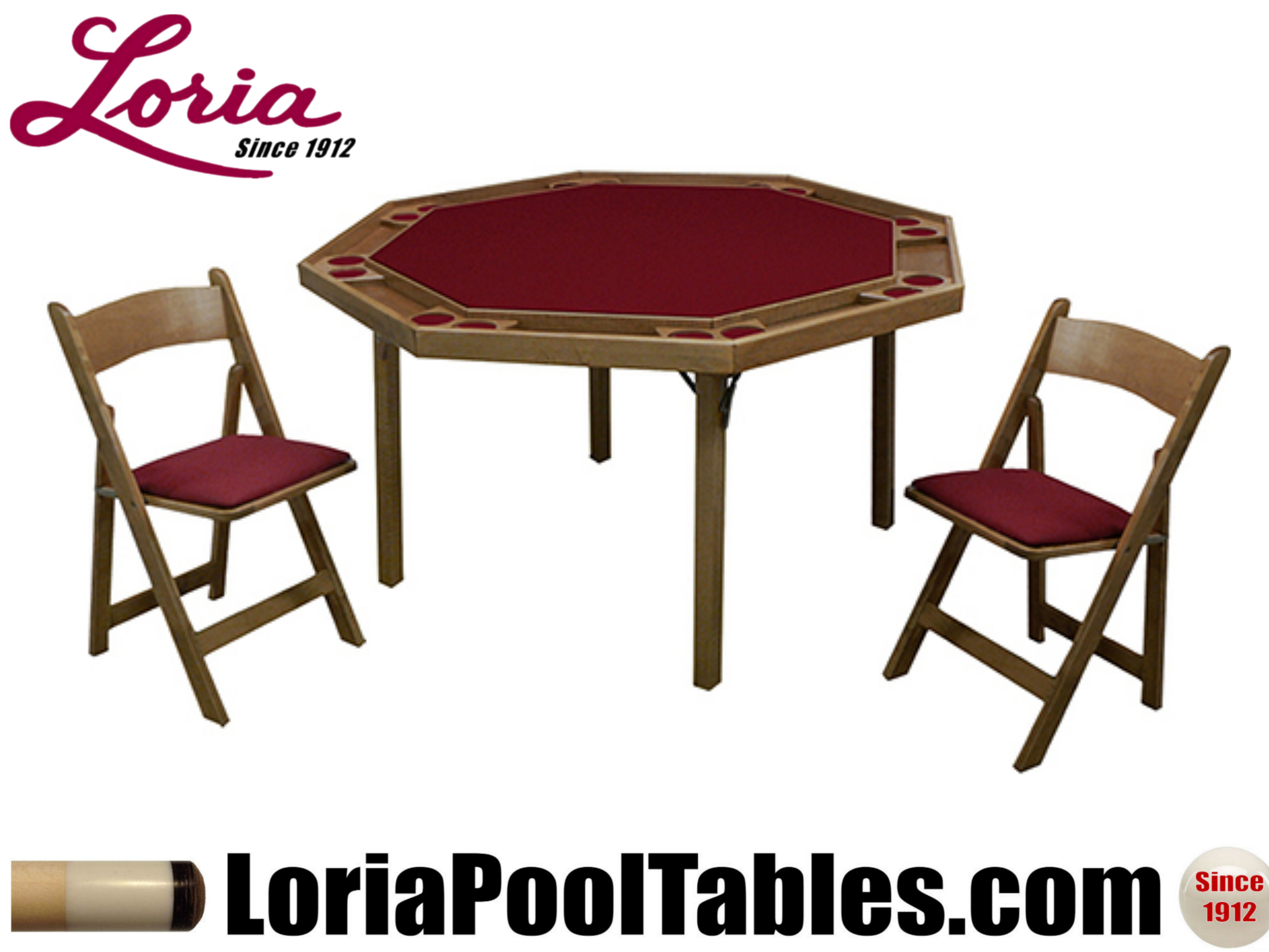 Poker table chairs - Click On Thumbnail To Zoom