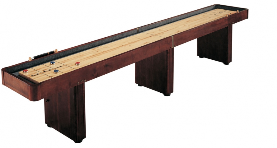 table 9ft and 12ft with storage - Shuffle Board