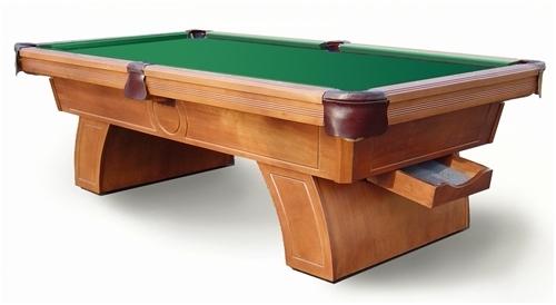Exceptional The Art Deco Spartan Pool Table. Click Image To Enlarge