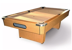The Oakwood Pool Table   Voges Pear Finish
