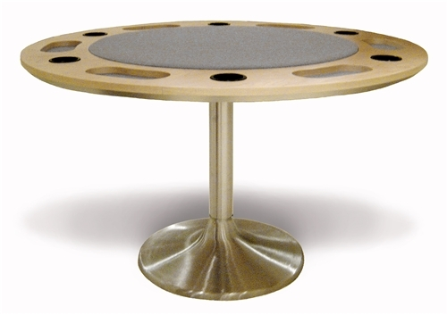 Contemporary Poker Tables End Tables Designs Wooden High End Poker Table  Ebay Poker Chips .