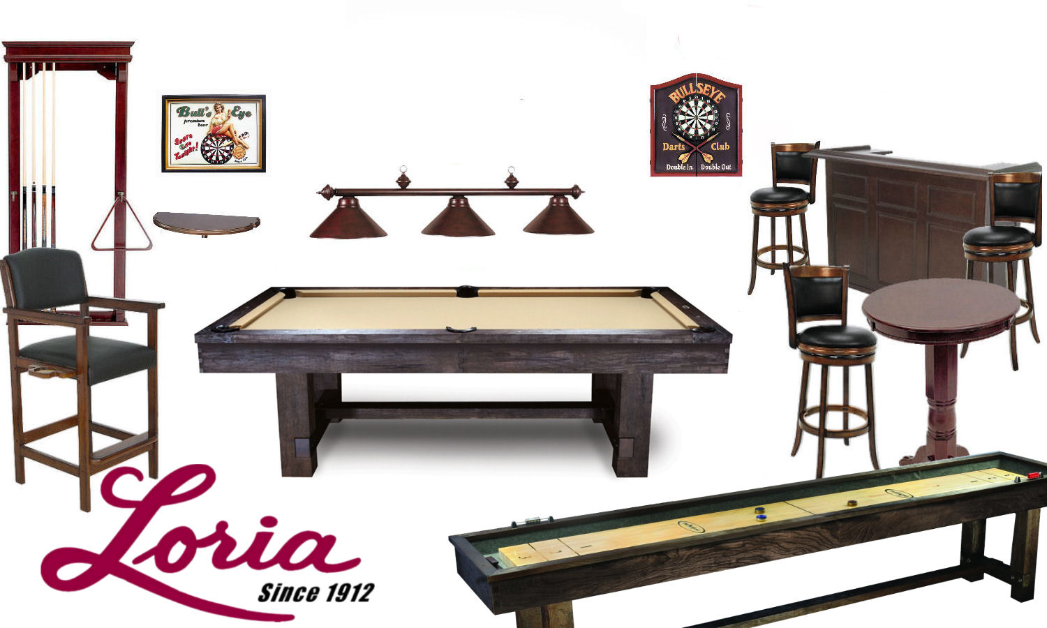 Pool Table Slate Top NewYork New Jersey Connecticut Loria Awards - Reno pool table