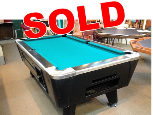SOLDPre Owned Ft Dynamo Coin Operated Eagle Pool Table Loria Awards - Dynamo coin operated pool table