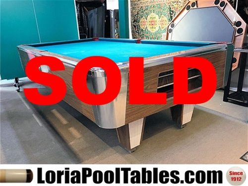 PreOwned Ft Pool Table Loria Awards - How do you set up a pool table