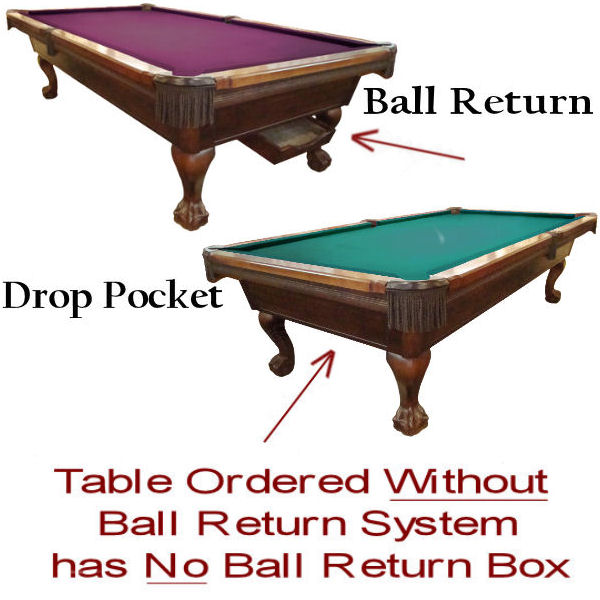 Pool Tables Made In America Loria Awards - Pool table no pockets
