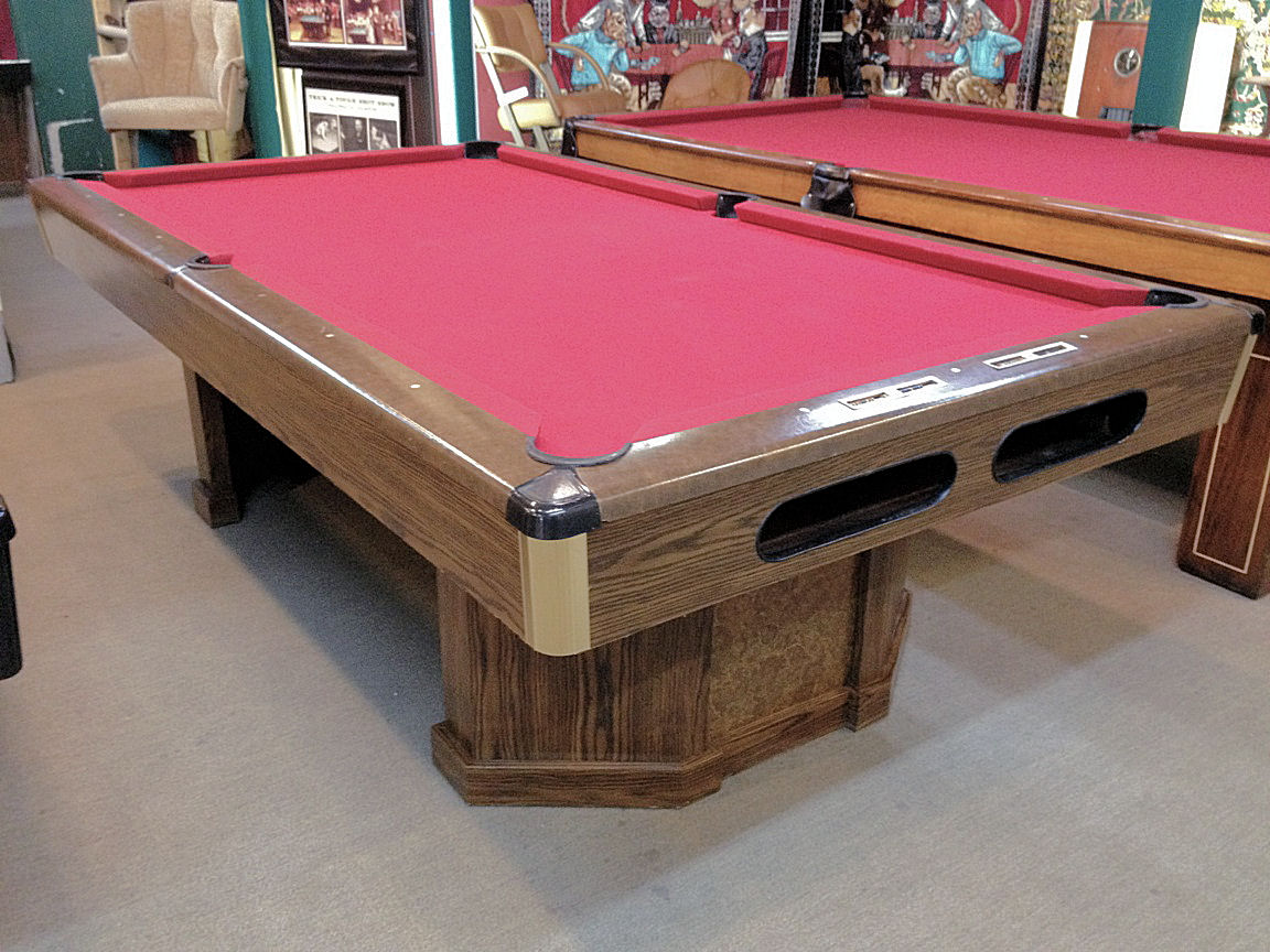 Pre-Owned Brunswick 130 Anniversary 8ft. Pool Table