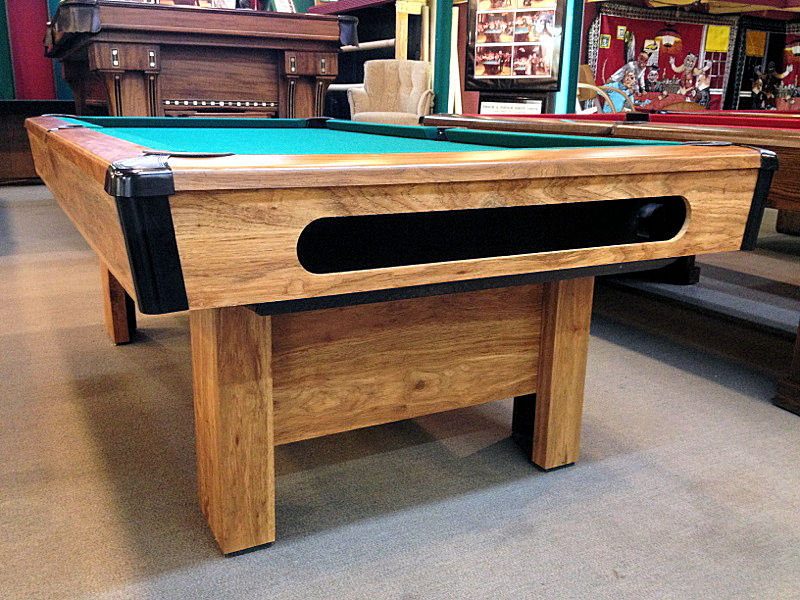 SOLD PreOwned Brunswick Bristol II Ft Pool Table IMMEDIATE - Brunswick 7ft pool table