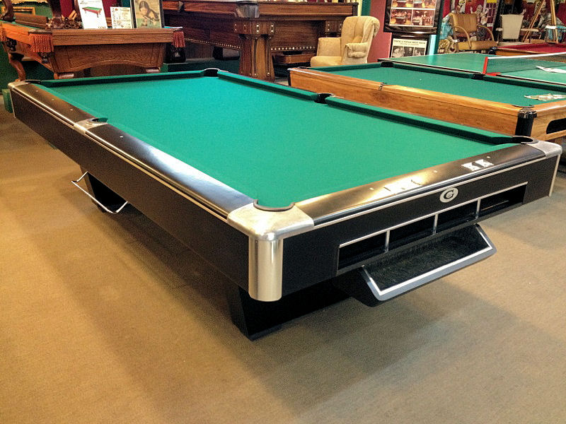 SOLD PreOwned Big G Gandy Commercial Grade Ft Regulation Pool - Gandy pool table