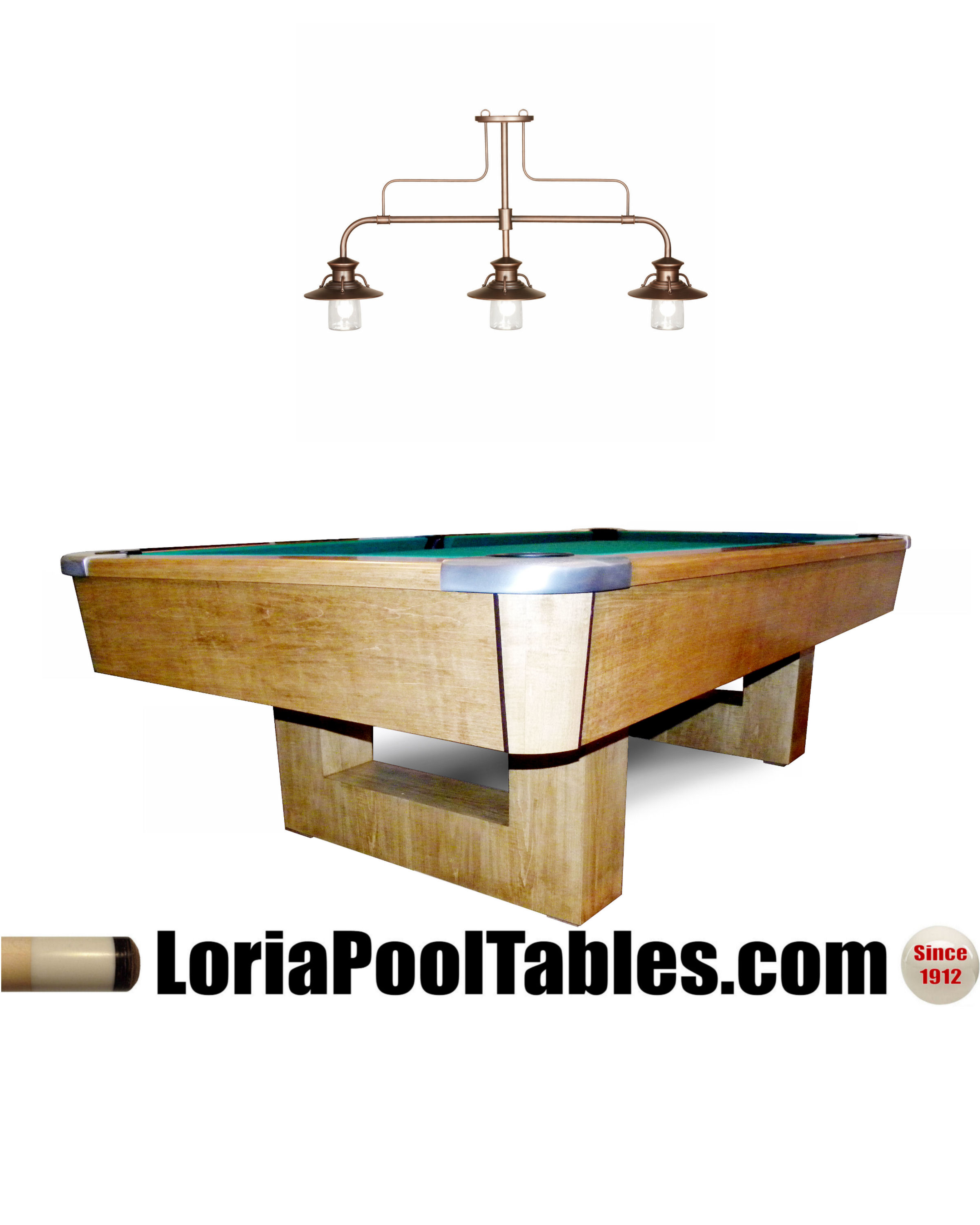 Edison Metal Shade Oil Rubbed Bronze Finish Pool Table Light - Pool table light installation
