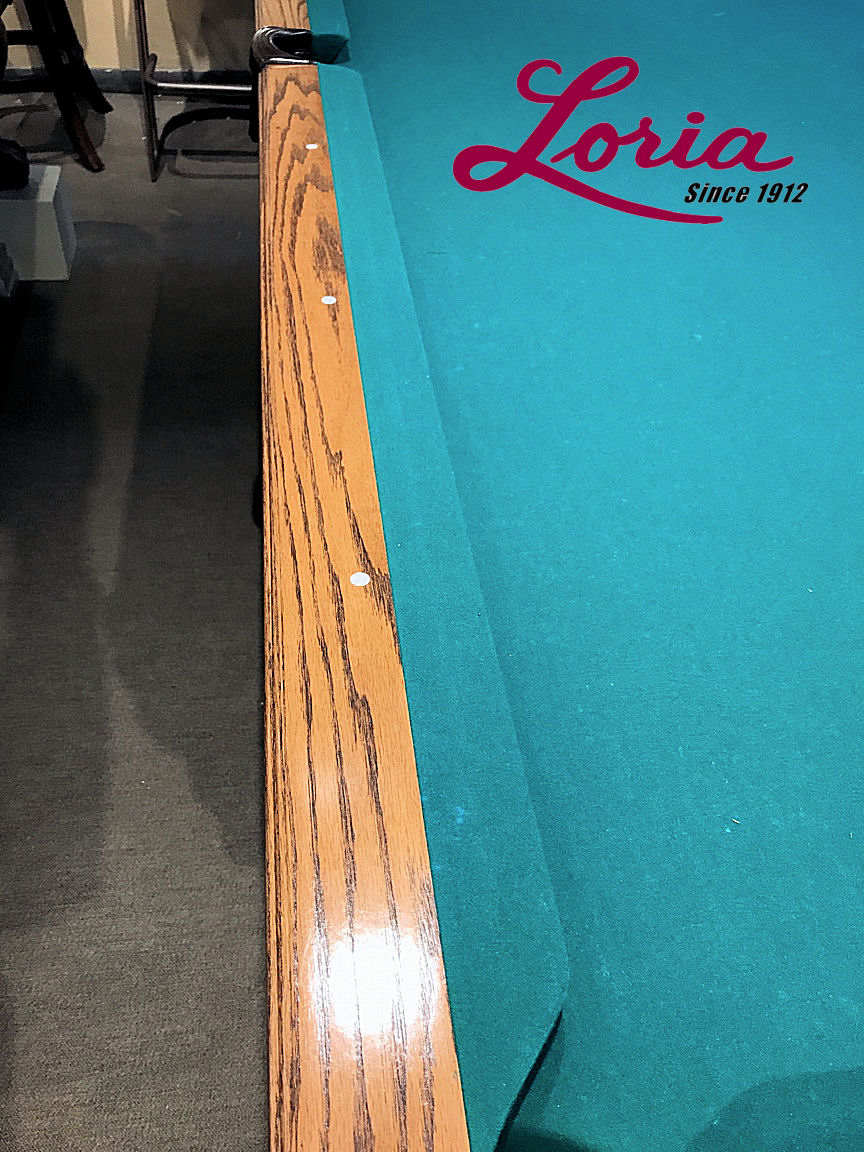Pre-Owned 9ft  Pool Table @ Loria Awards