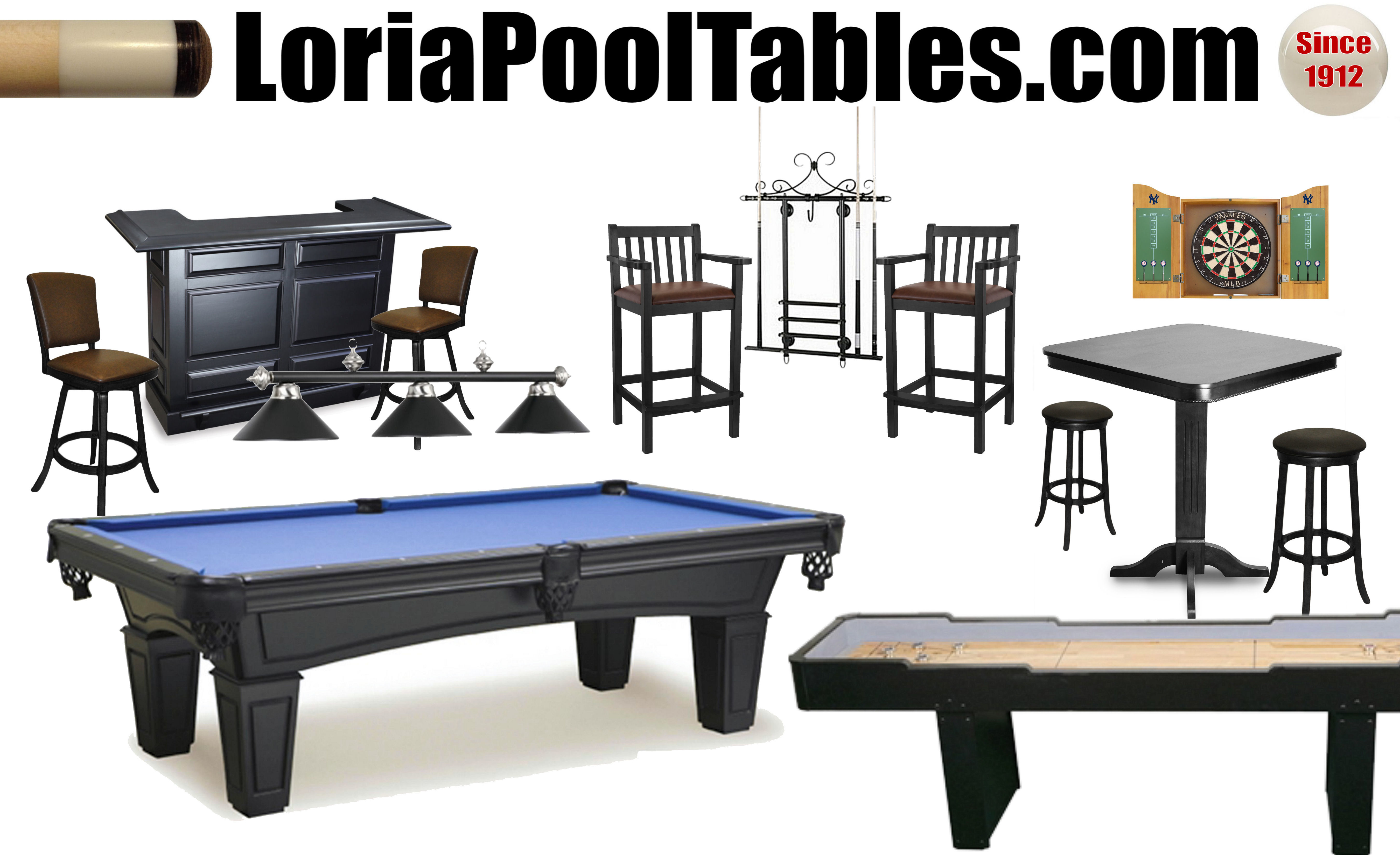 Imperial Spectator Chair Loria Awards - Imperial shadow pool table