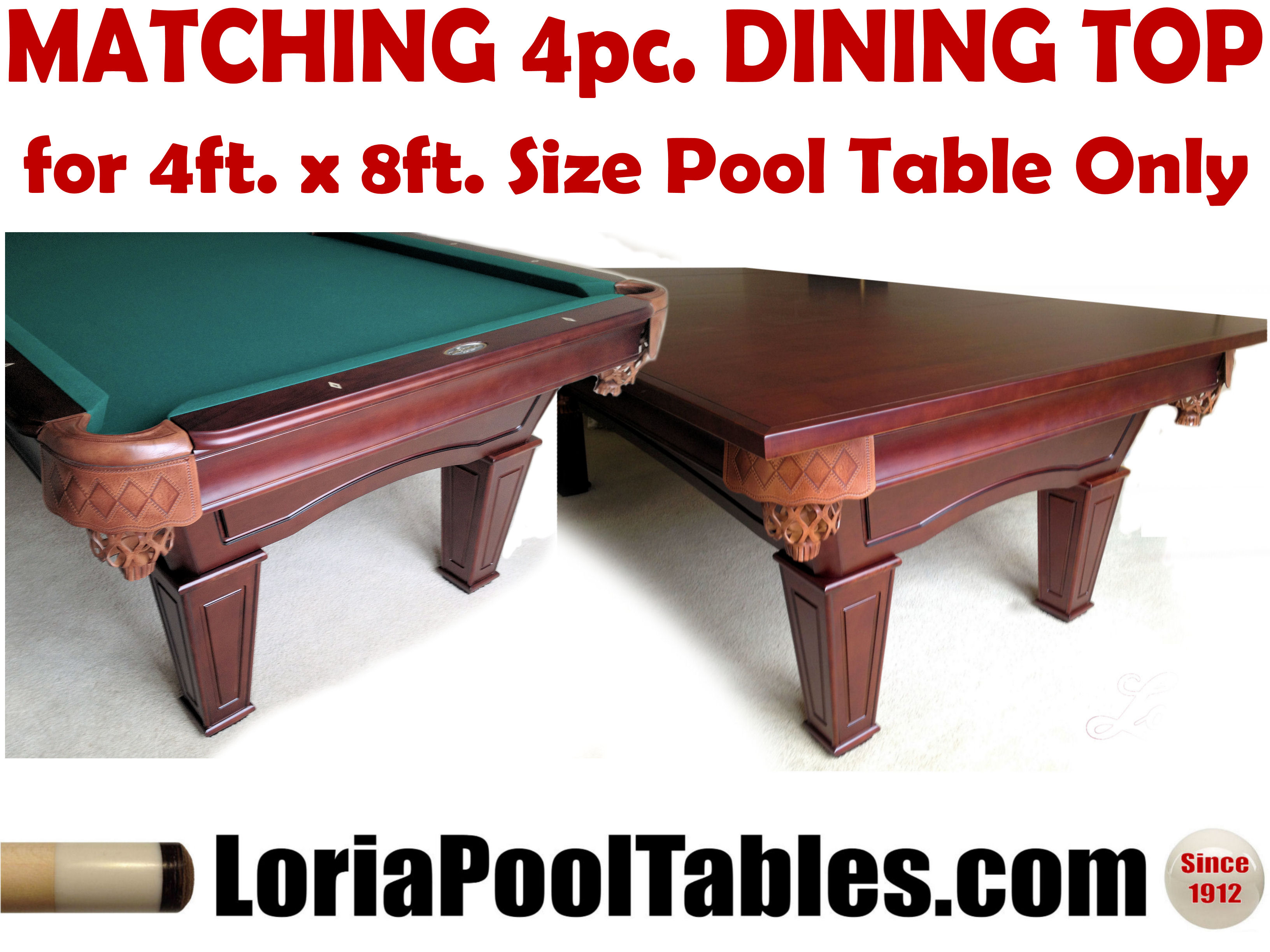 4pcConversion Dining Top Loria Awards