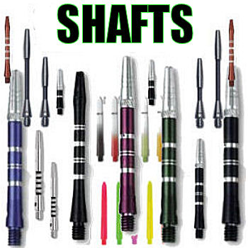 Dart Stems - Shafts