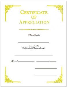 Certificate of appreciation gold foil cover weight white parchtone certificate of appreciation gold foil cover weight white parchtone c10712 yadclub Choice Image