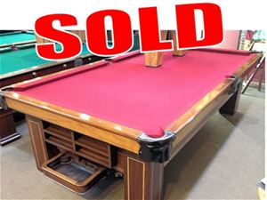 Fabulous Sold Floor Model Sale Pre Owned Brunswick Madison Antique Gmtry Best Dining Table And Chair Ideas Images Gmtryco
