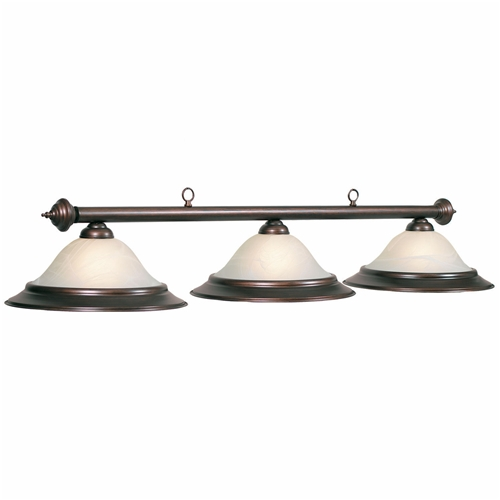 Oil Rubbed Bronze Pool Table Light