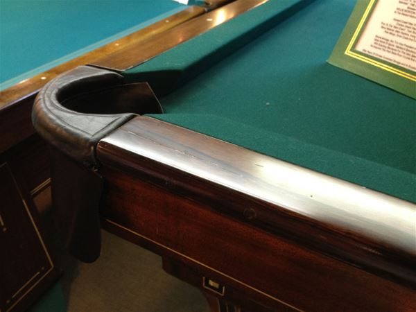Images Of Original Ft Brunswick Hudson Pool Table The Actual - Mosconi pool table